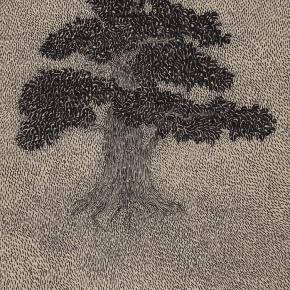 Ji Bei Nine tree(1) 1 290x290 - CAI COLLECTION of WORKS (For Edinburgh Art Fair 2018)