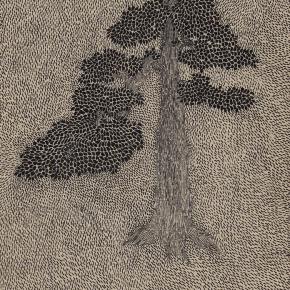 Ji Bei Nine tree(2) 1 290x290 - CAI COLLECTION of WORKS (For Edinburgh Art Fair 2018)
