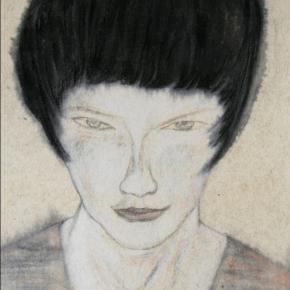 Yuan Mingxin Pretty Girl Series No.1 290x290 - CAI COLLECTION of WORKS (For Edinburgh Art Fair 2018)