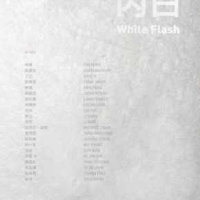 "00 Poster of White Flash 290x290 - ShanghART Beijing presents ""White Flash"" featuring works by 22 artists"