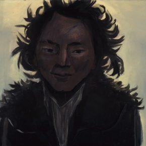 111 Liu Shangying, A Boy from Ali, oil on canvas, 89 x 130 cm, 2012