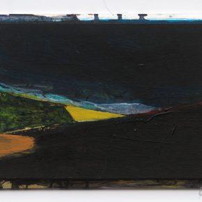118 Liu Shangying, Tibet Series No.2, 14, acrylic on wooden board, 25 x 35 cm, 2012