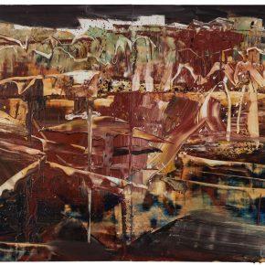 125 Liu Shangying, Zadar No.2, oil on canvas, 240 x 320 cm, 2014