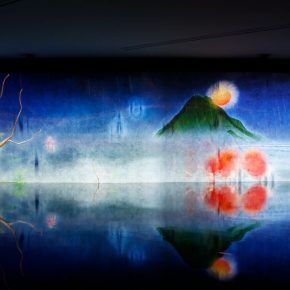 19 Exhibition View 290x290 - EmergingLand: An Unconventional Display by teamLab and 17 Artists