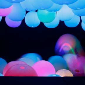 20 Exhibition View 290x290 - EmergingLand: An Unconventional Display by teamLab and 17 Artists