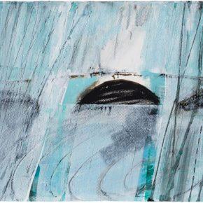 39 Liu Shangying, Changshu 90, charcoal and acrylic on paper, 39 x 54 cm, 2016
