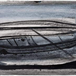40 Liu Shangying, Changshu 84, charcoal and acrylic on paper, 39 x 54 cm, 2016