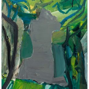 50 Liu Shangying, Changshu 45, oil on canvas, 80 x 60 cm, 2016