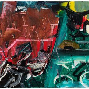 54 Liu Shangying, Changshu 38, oil on canvas, 60 x 80 cm, 2016