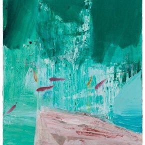 57 Liu Shangying, Changshu 20, oil on canvas, 80 x 60 cm, 2016
