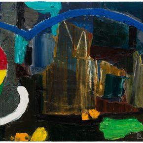 68 Liu Shangying, Changshu 5, oil on canvas, 80 x 100 cm, 2016