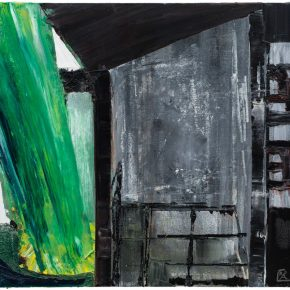 71 Liu Shangying, Changshu 2, oil on canvas, 80 x 100 cm, 2016