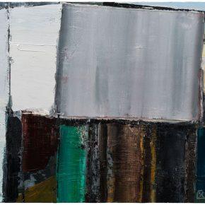 72 Liu Shangying, Changshu 1, oil on canvas, 80 x 100 cm, 2016