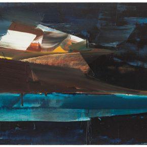 74 Liu Shangying, Lhanag-tso 1, oil on canvas, 160 x 240 cm, 2014