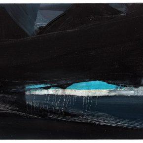 89 Liu Shangying, Lake Manasarovar 13, oil on canvas, 40 x 60 cm, 2013