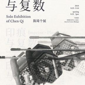 "Poster 3 290x290 - Asia Art Center announces ""Imprint · Plurality – Solo Exhibition of Chen Qi"""