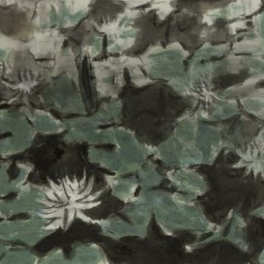 "Wu Yiming Lotus 9 290x290 - ShanghART Beijing presents ""White Flash"" featuring works by 22 artists"