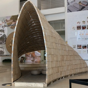 CAFA Graduation Show – Works by Undergraduate Students from the School of Architecture