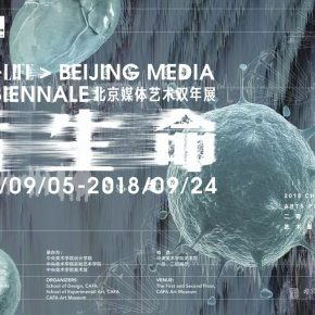 01 Poster 290x290 - The Second Beijing Media Art Biennale will be unveiled on September 5 at CAFA Art Museum