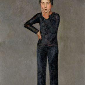 07 Duan Jianwei, A Teenager, 135 x 100 cm, 2014