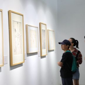 09 Exhibition View 290x290 - Making Ordinary Days of Life Shiny: Female Artists Invitation Exhibition made its debut at the Taoxichuan Art Museum
