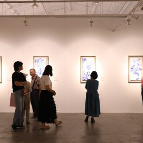 10 Exhibition View 290x290 - Making Ordinary Days of Life Shiny: Female Artists Invitation Exhibition made its debut at the Taoxichuan Art Museum