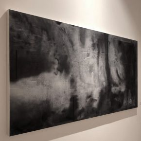 10 Exhibition View of Just Now 290x290 - Cai Guangbin: Starting from the Concept—The Modernized Process of Ink and Wash