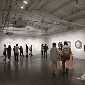 11 Exhibition View 290x290 - Making Ordinary Days of Life Shiny: Female Artists Invitation Exhibition made its debut at the Taoxichuan Art Museum