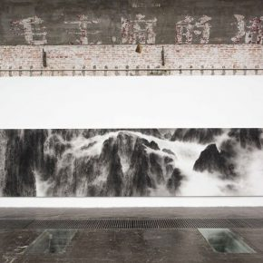 11 Installation view of the exhibition 290x290 - Zhuo Min: What Are the Different Results Brought by Ink and Wash from an Overseas Perspective?