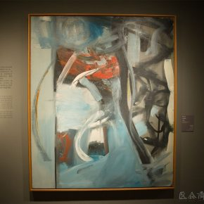 11 Peter Lanyon Lost Mine 1959 1832 x 1527 mm Tate Purchased with funds provided by the Helena and Kenneth Levy Bequest 1991 290x290 - Three Hundred Years of British Landscape Painting: Masterpieces from Tate Britain are on show at the National Art Museum of China