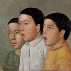12 Duan Jianwei, Singing, 45 x 60 cm, 2013