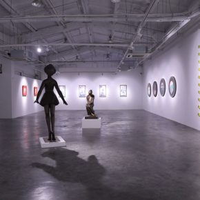 12 Exhibition View 290x290 - Making Ordinary Days of Life Shiny: Female Artists Invitation Exhibition made its debut at the Taoxichuan Art Museum