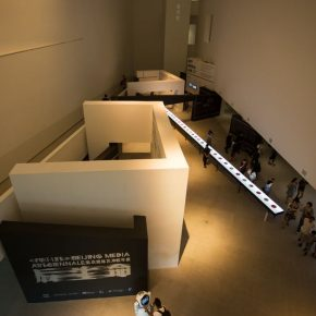 """13 Exhibition View 290x290 - The Second Beijing Media Art Biennale initiated thematic discussions on """"Post Life"""""""
