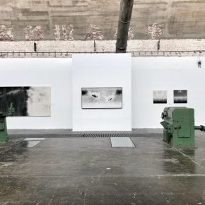 13 Installation view of the exhibition 290x290 - Zhuo Min: What Are the Different Results Brought by Ink and Wash from an Overseas Perspective?