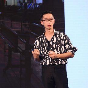 14 Artist Chiang Kaichun was demonstrating 290x290 - 2018 Wang Shikuo Award Announced Artist Zheng Da Won the Grand Prize
