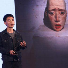 19 Artist Wang Zhuo was demonstrating 290x290 - 2018 Wang Shikuo Award Announced Artist Zheng Da Won the Grand Prize