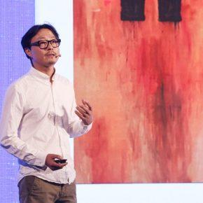 21 Artist Zhang Chunhua was demonstrating 290x290 - 2018 Wang Shikuo Award Announced Artist Zheng Da Won the Grand Prize