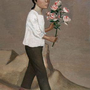 31 Duan Jianwei, Flowers, 113 x 85 cm, 2006