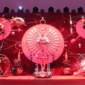32 Work by the winner of the 2016 Wang Shikuo Award Tian Xiaolei 290x290 - 2018 Wang Shikuo Award Announced Artist Zheng Da Won the Grand Prize