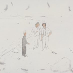"Du Xiaotong 13 Ink and wash on paper127x103cm 290x290 - NAMOC announces ""Silence—Ink and Wash Art from the Du Xiaotong"" opening on September 20"