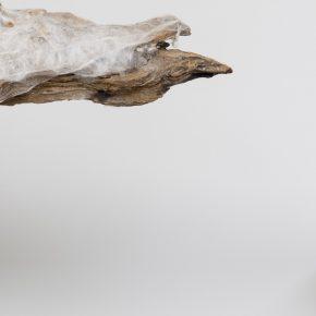 "Liang Shaoji Heavy Clouds 01 2014 2018 Silk cocoons wood 290x290 - M WOODS presents ""Liang Shaoji: As If"" in Beijing"