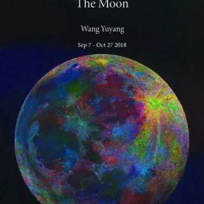 "Poster of Wang Yuyang The Moon 290x290 - Massimo De Carlo presents Wang Yuyang's ""The Moon"" in Hong Kong"