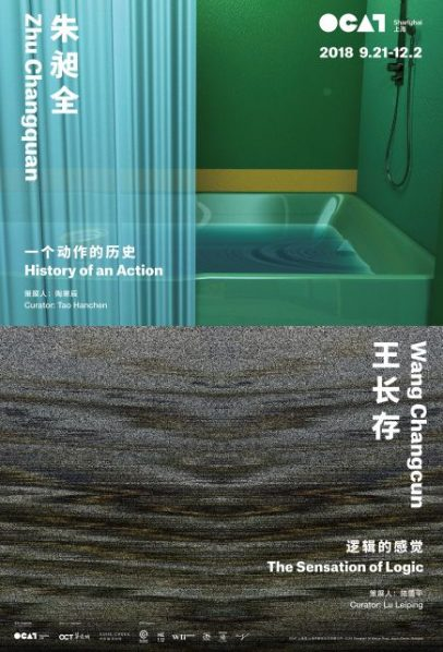 Poster of Zhu Changquan and Wang Changcun 406x598 - OCAT Shanghai presents duo solo exhibition featuring works by Wang Changcun and Zhu Changquan
