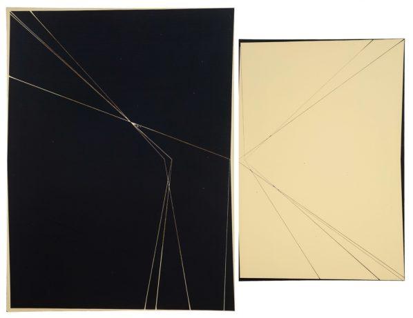 "Qian Jiahua Antithetical 2015 Acrylic on canvas 120x90cm 598x461 - HdM Gallery will present ""Qian Jiahua: Antithetical"" in London"