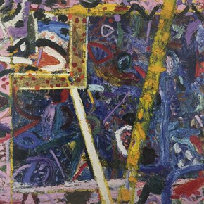 PIFO Gallery presents Gillian Ayres' first gallery exhibition in Asia