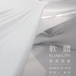 "Wanying Art Museum presents ""PLIABILITY: Stella Zhang Solo Exhibition"""