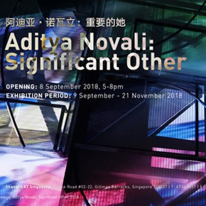 "ShanghART Singapore presents ""Significant Other"" featuring new works by Aditya Novali"