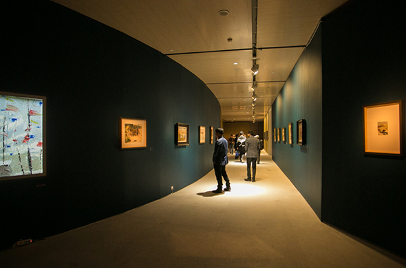 """00 featured image of the exhibition - Do the Best to Cultivate and Persist in the Artistic State: """"Cultivator—Exhibition of Dai Ze's Oil Paintings"""" Opened"""