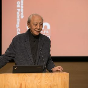 02 Former Director of the No.3 Studio of the Department of Oil Painting Prof. Zhan Jianjun 290x290 - The Current Situation of Academic Painting and a Case Study from the Studio: CAFA's Dual Exhibitions of Oil Painting