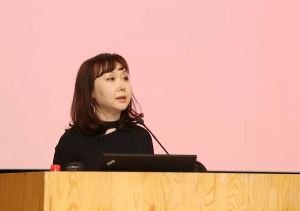 07 Shao Yiyang Professor Vice Director of School of Humanities CAFA serves as the Convenor of Art History Forum 598x420 - The International Art Education Conference—Art Education in the New Era